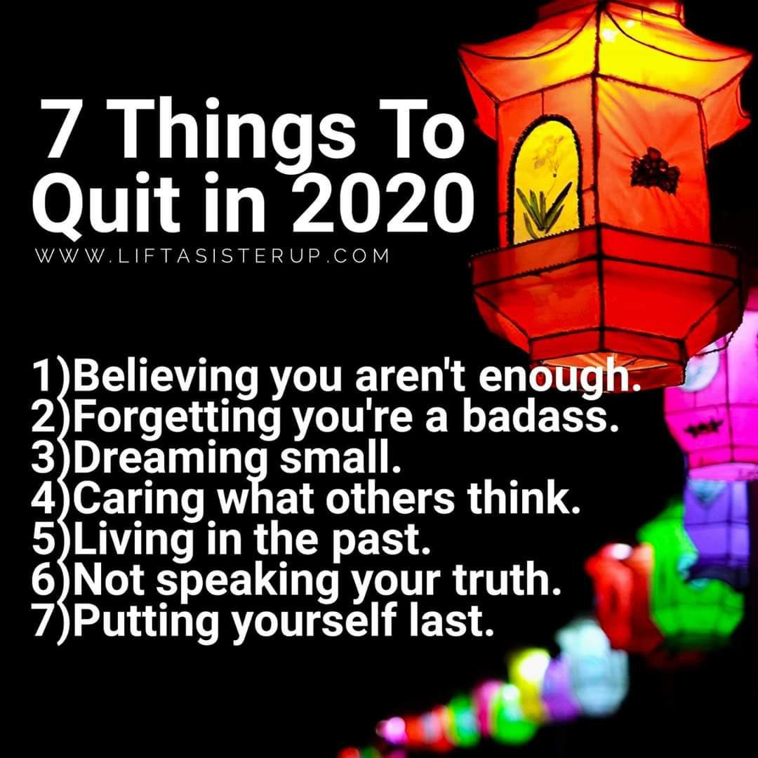 20-1B-05-01-207 things to Quit in 2020