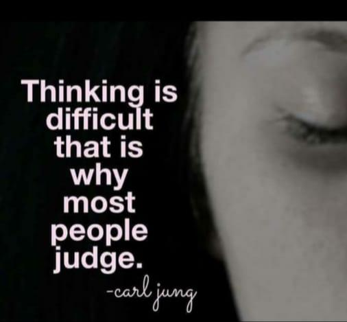 Why and how do we judge others?