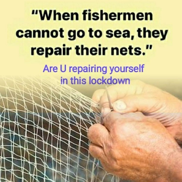 20-09- 15 April 20- When fishermen cannot go to sea